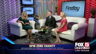 Findlay Celebrity Spin Zone | fox5vegas com
