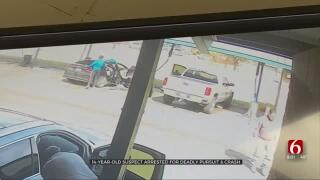 14 Year Old Suspect Arrested Following Deadly Pursuit Crash In Tulsa