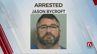 Broken Arrow Man Already Charged With Rape Arrested For Possession Of Child Porn
