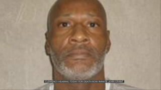 Clemency Hearing Set For John Grant, First Oklahoman Scheduled For Execution Since 2015