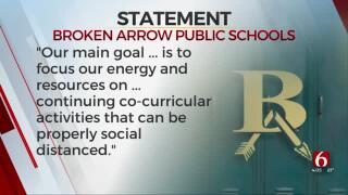 Broken Arrow Christmas Parade 2020 Broken Arrow Public Schools Cancels Homecoming Parade For 2020