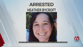 Bixby First-Grade Teacher Arrested, Accused Of Making Child Porn With Husband