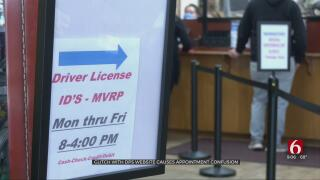 Woman Frustrated After Glitch Causes Driver's License Appointments To Open When Offices Closed